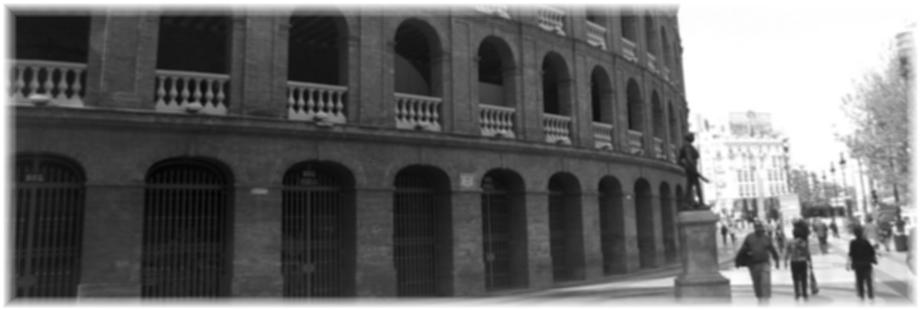 Plaza de Toros, Valencia